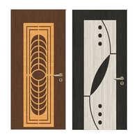 Designer laminate doors
