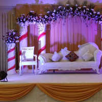 Wedding stage furniture