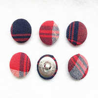 Handmade button