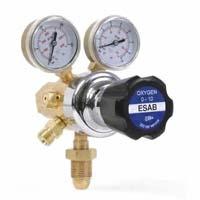 Esab gas regulator