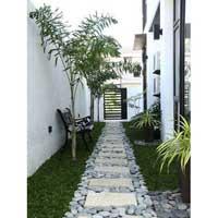 Pathway stone