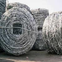 Galvanized Barbed Iron Wire