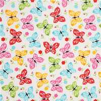 Printed Flannel Fabric