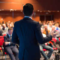 Conference organizing services