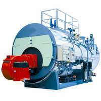 Agro waste fired boiler