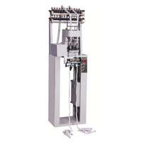 Knit braiding machine