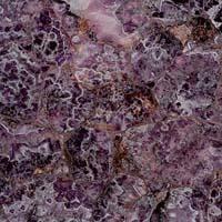 Amethyst slab