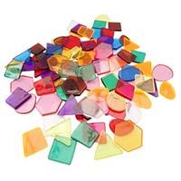 Plastic shapes