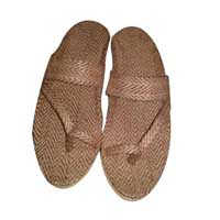 Fancy jute slippers