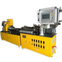 Plastic granule machines