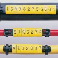 Cable marking ferrule
