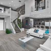 House interior decoration
