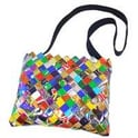 Recycled Fabric Bag
