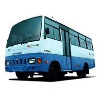 Mahindra bus