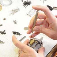 Instrument repairing services