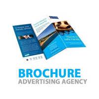 Brochure advertising agency