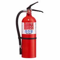 Ceasefire fire extinguisher