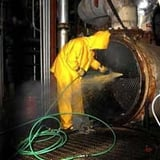 Tank cleaning services
