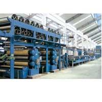 Mercerizing machine