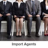 Import agents