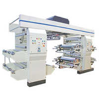 Pp woven bag machinery