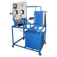 Pressure test rigs