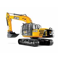 Used jcb excavator
