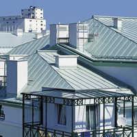 Aluminium Roofings