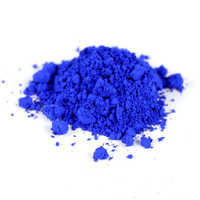 Alpha blue pigments