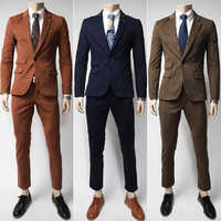 Mens casual suits