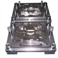 Injection mould maker