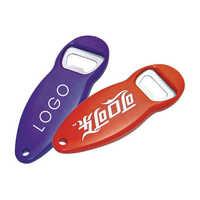 Pvc bottle opener