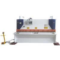 Sheet shearing machines