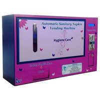 Napkin vending machine