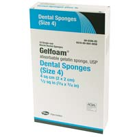 Dental sponge