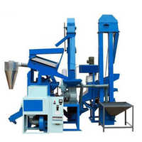 Rice milling equipment