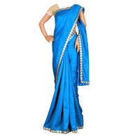 Single Color Saree