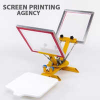 Screen printing agency