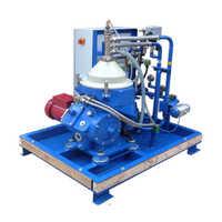 Oil Centrifuging Machine