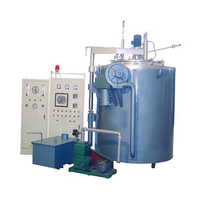 Vacuum bright annealing furnace