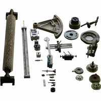 Textile machine components