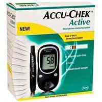 Accu check glucometer