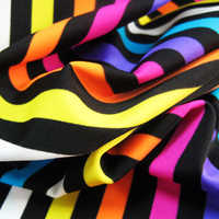 Printed Synthetic Fabric