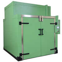 Chamber dryer