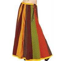 Jaipuri skirt
