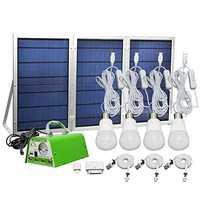 Solar Dc Home Lights