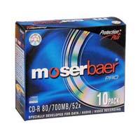 Moserbaer Cd