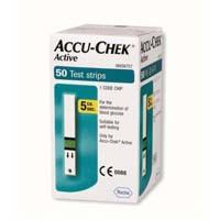 Accu check test strips