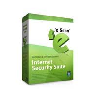 Escan antivirus software
