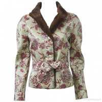 Brocade jackets